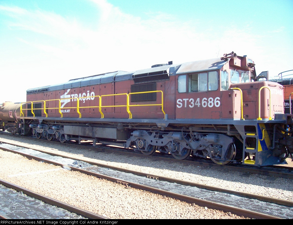 SAR Class 34-600 34-686