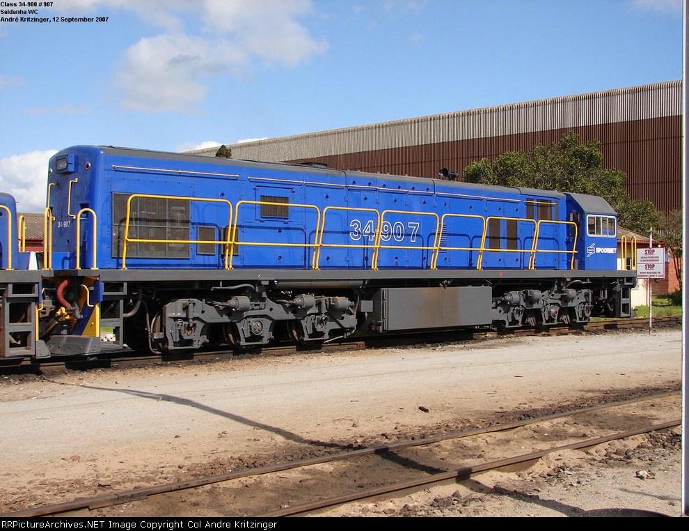 SAR Class 34-900 34-907