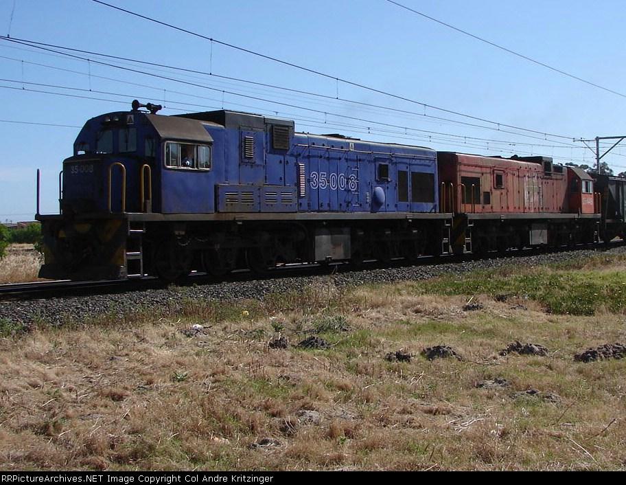 SAR Class 35-000 35-008