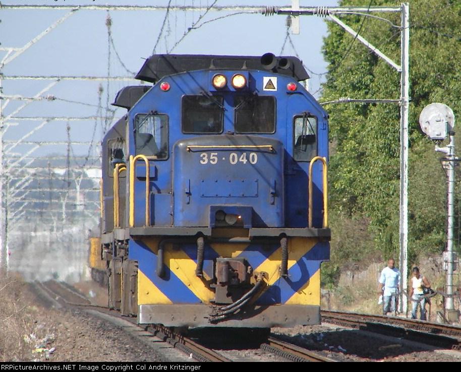 SAR Class 35-000 35-040