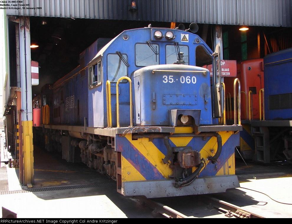 SAR Class 35-000 35-060