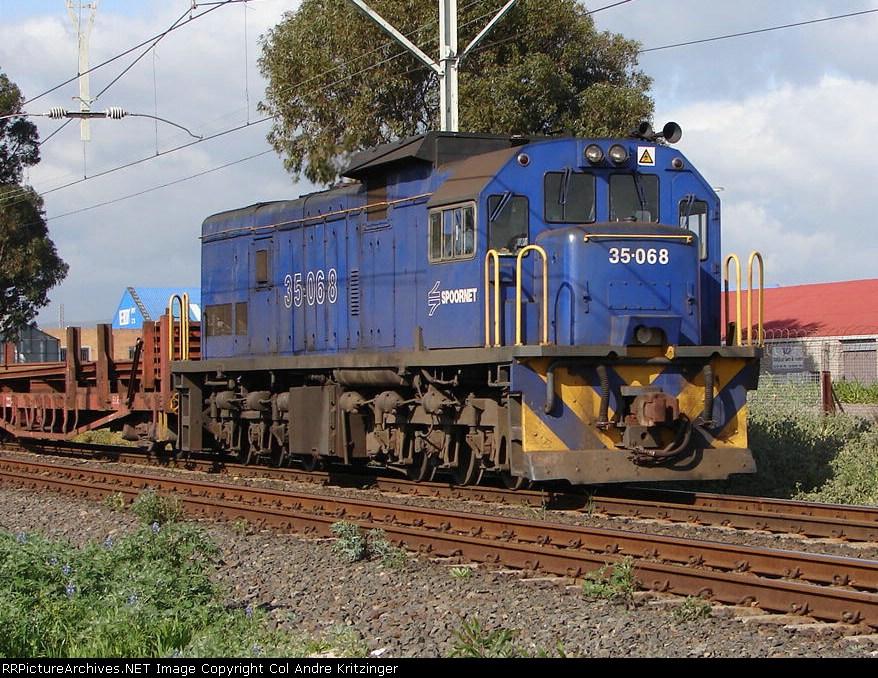 SAR Class 35-000 35-068