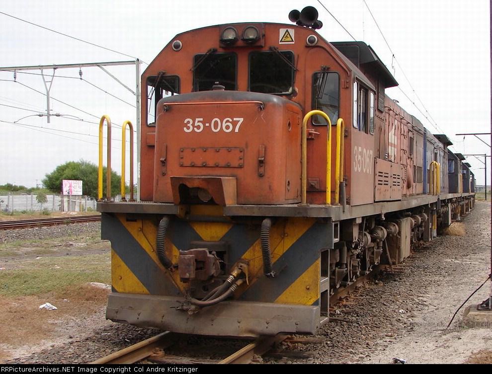 SAR Class 35-000 35-067