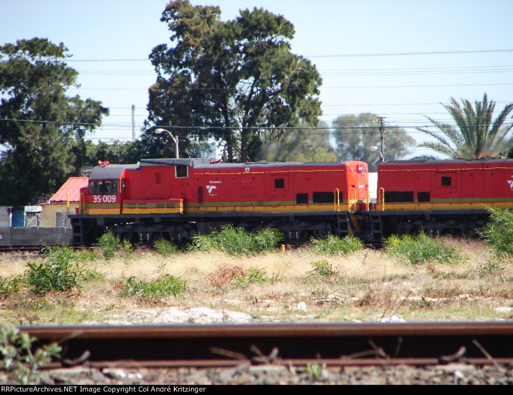 SAR Class 35-000 35-009