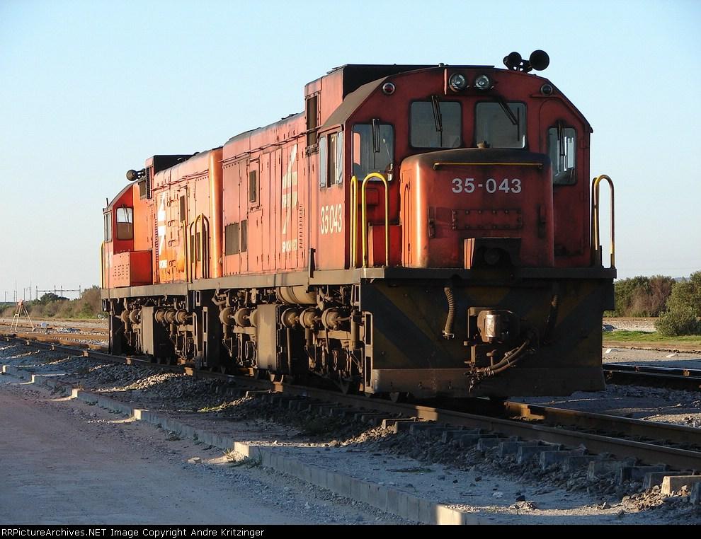 SAR Class 35-000 35-043