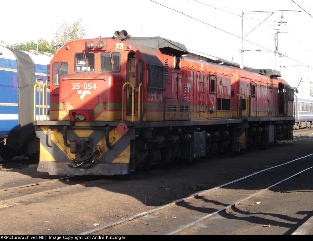 SAR Class 35-000 35-054