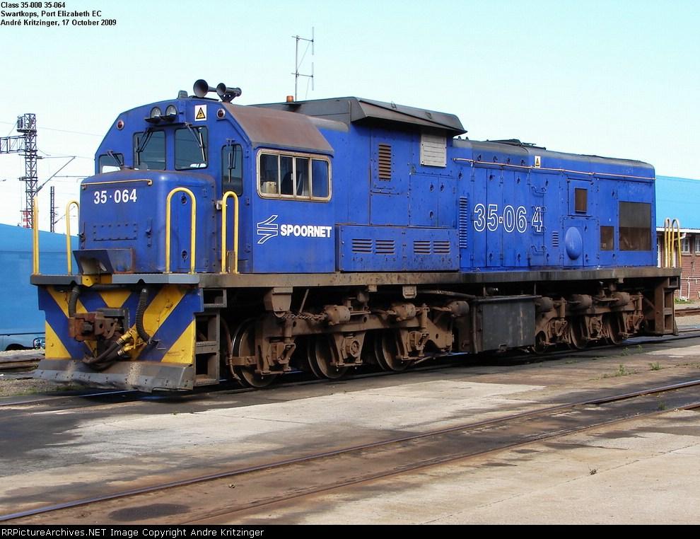 SAR Class 35-000 35-064