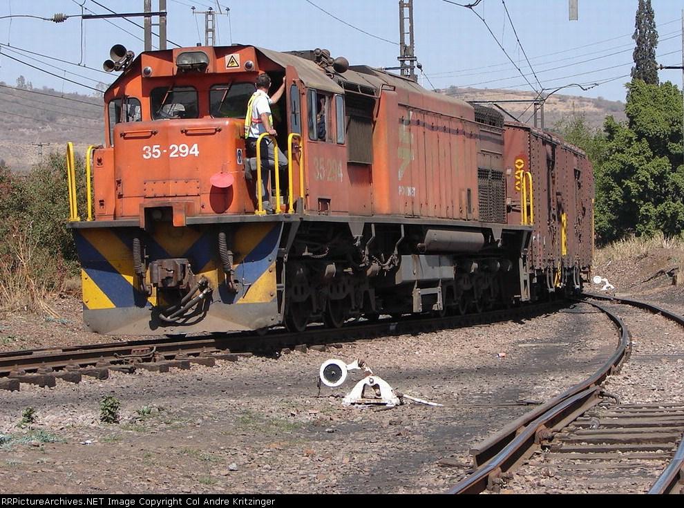 SAR Class 35-200 35-294