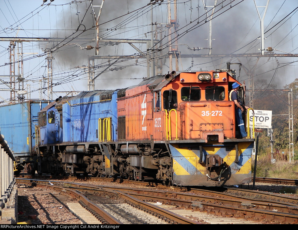 SAR Class 35-200 35-272