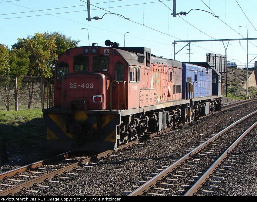 SAR Class 35-400 35-403