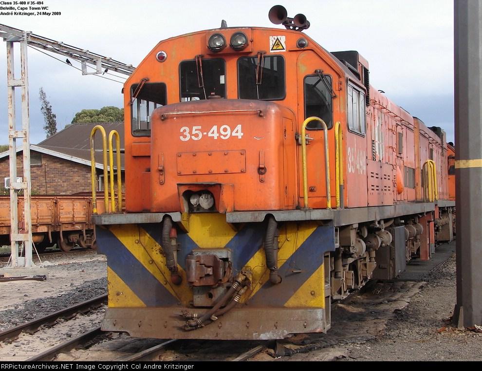 SAR Class 35-400 35-494