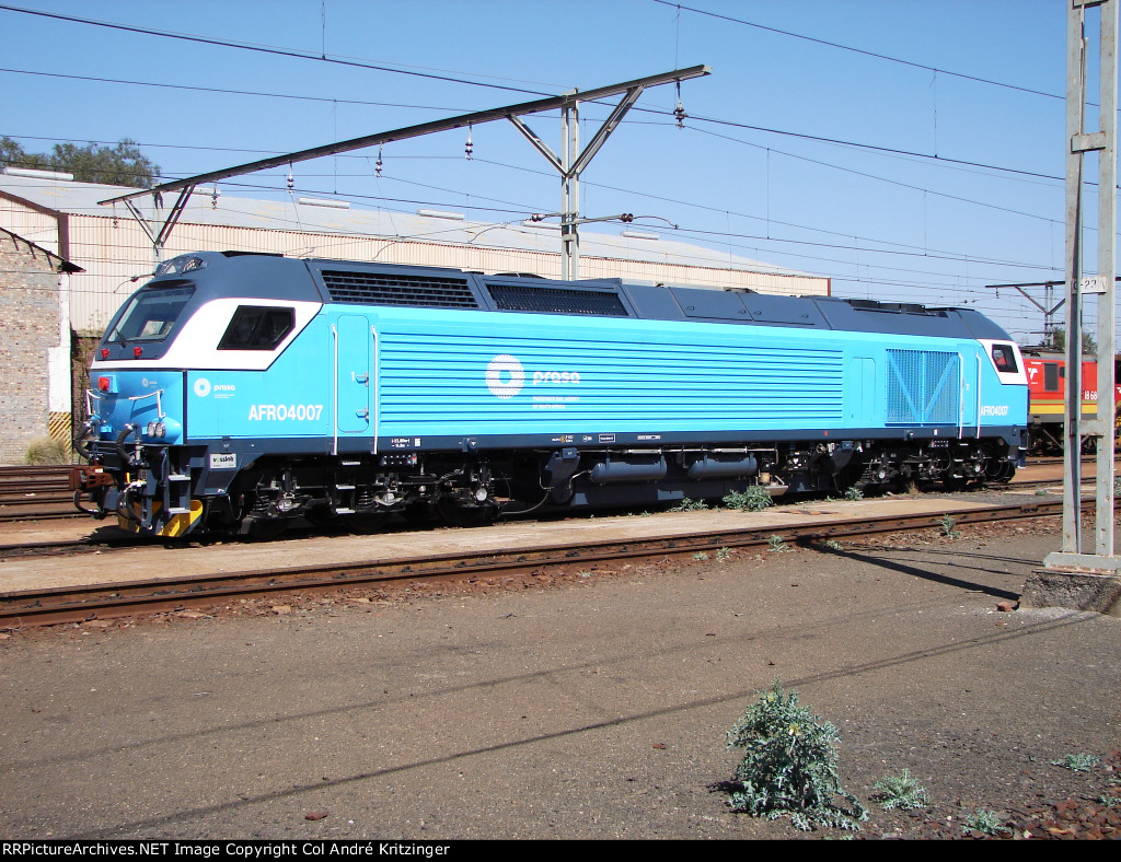 PRASA Class Afro 4000 4007