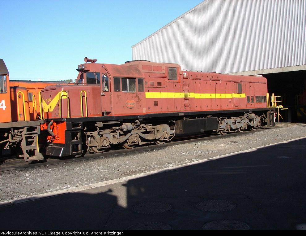 SAR Class 33-400 33-506