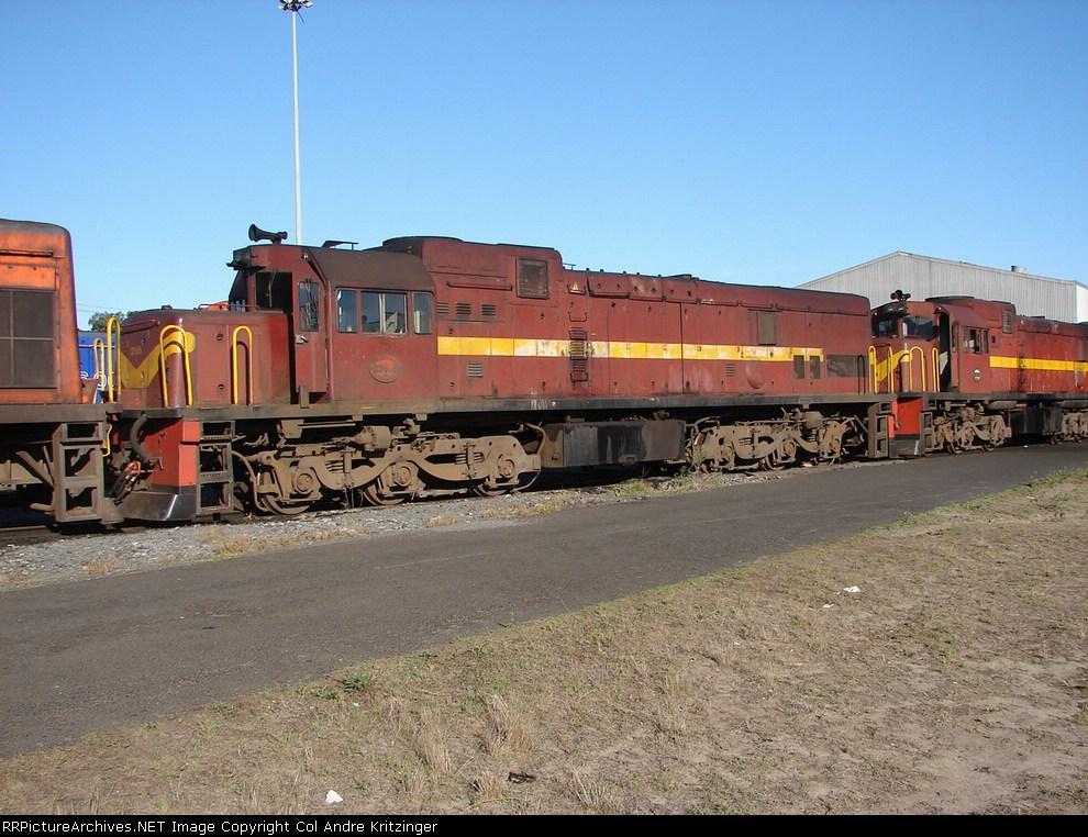 SAR Class 33-400 33-515