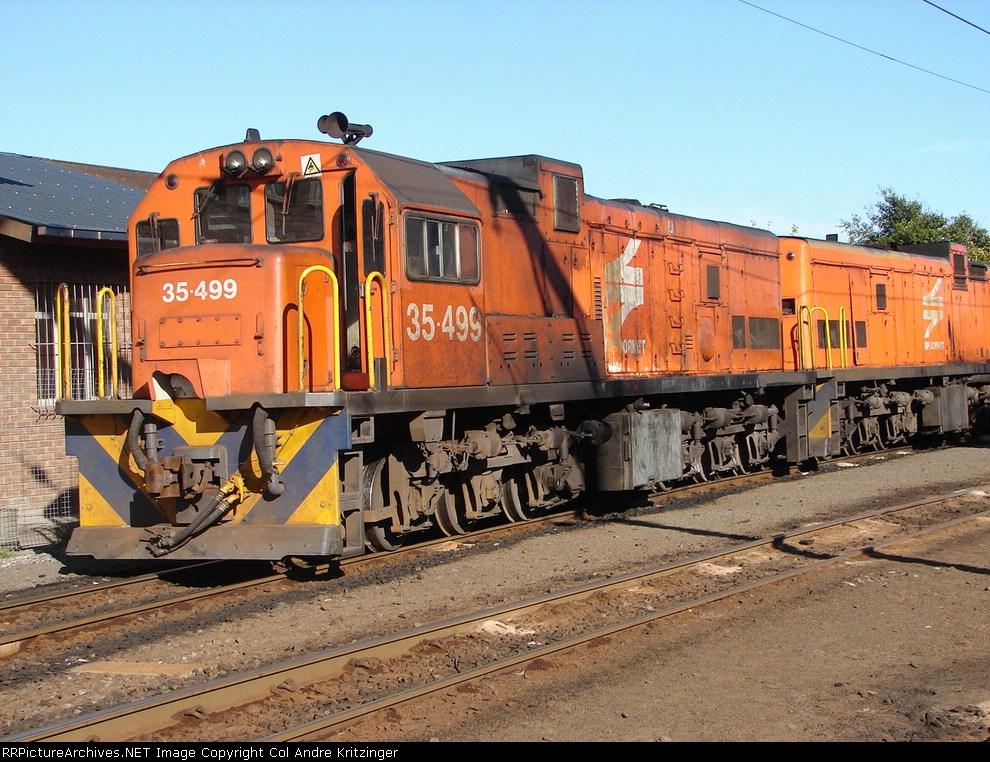 SAR Class 35-400 35-499