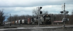 NS 2573 and a cold front coming in