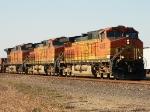 BNSF 4386, BNSF 4892, & BNSF 5517