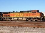 BNSF 4809
