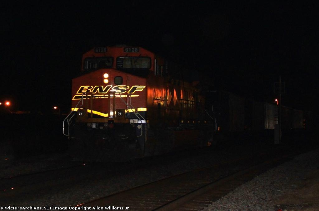 BNSF 6128