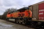 BNSF 5686