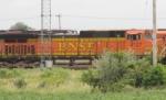 BNSF 4127