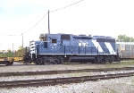 LSRC 1177 GP40M-3 long hood forward.