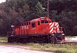 CP 1801 poses for this shot