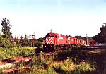 CP 4211 leads this freight of alcos