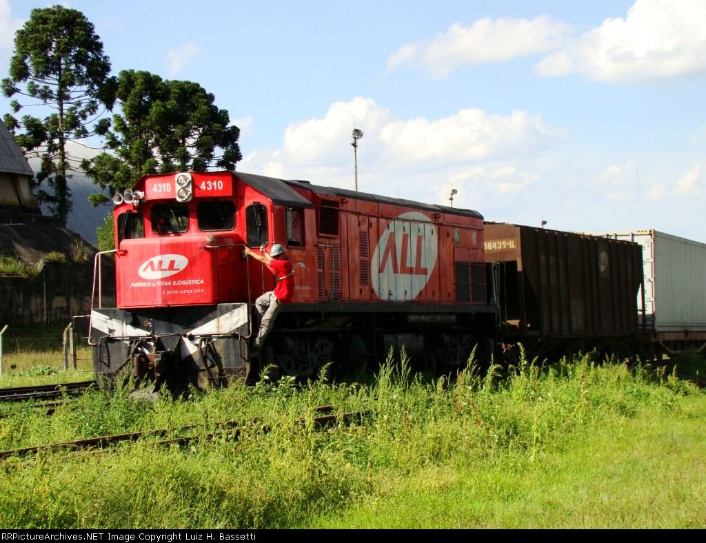 EMD G22U 4310
