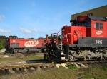 SD40-T2 9495 / G22U 4381