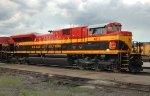 KCS 4111, EMD SD70ACe, grain power on the UPRR
