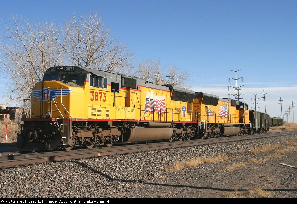 The Rock Train