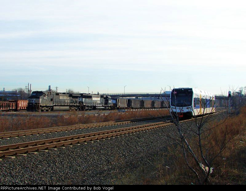 NJT 3501; NS 9196 and 6608
