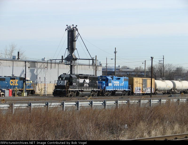 NS 3013 and 5290
