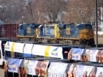 CSX 5303, 8251, and 5228