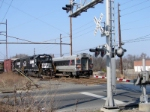 NS 5285 and NJT Comet IV 5014