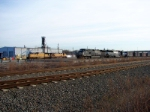 NS 9196 and 6608; UP 4709 and 6514
