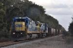 CSXT K782-16 NB all CXST Rock Hoppers
