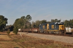 CSX W032-28 Tie Train NB to Baldwin