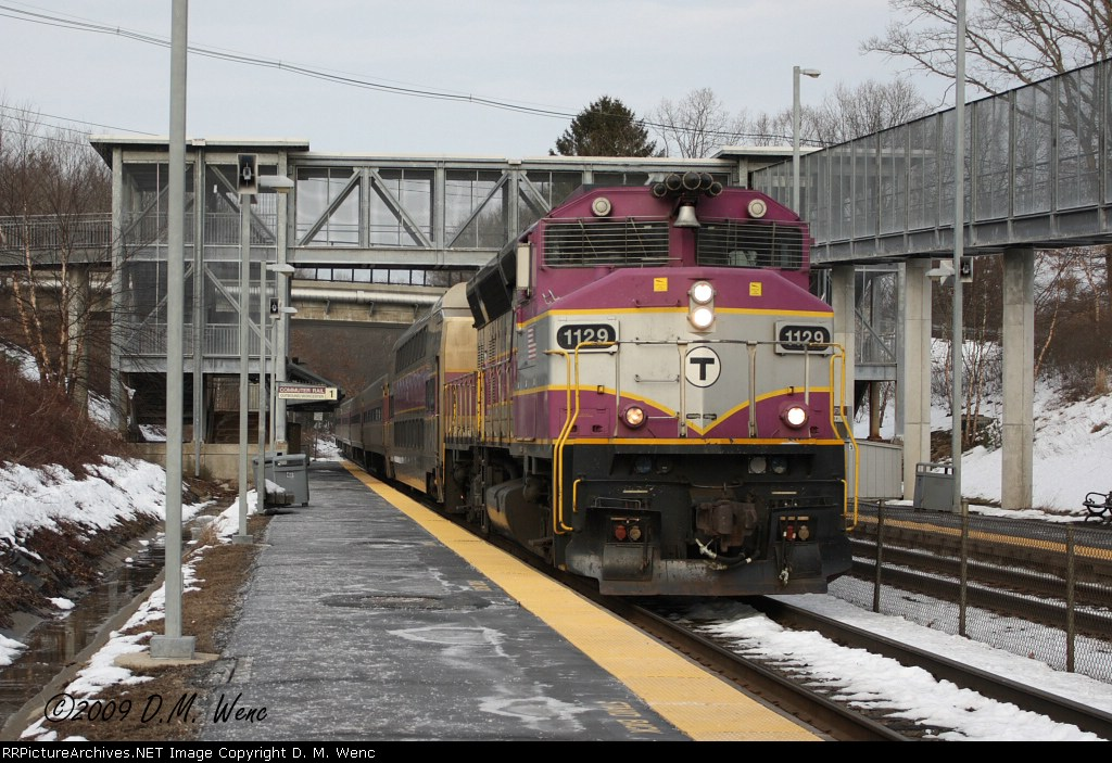 Outbound at Grafton