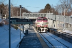 Commuter Rail - Outbound/Worcester
