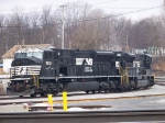 Norfolk Southern 7210 and 7212