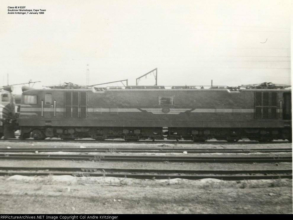 SAR Class 4E E237