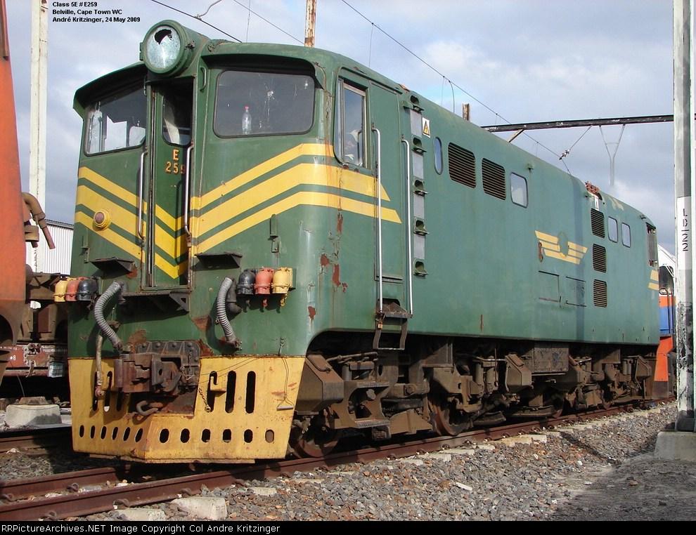 SAR Class 5E E259 (Series 1)