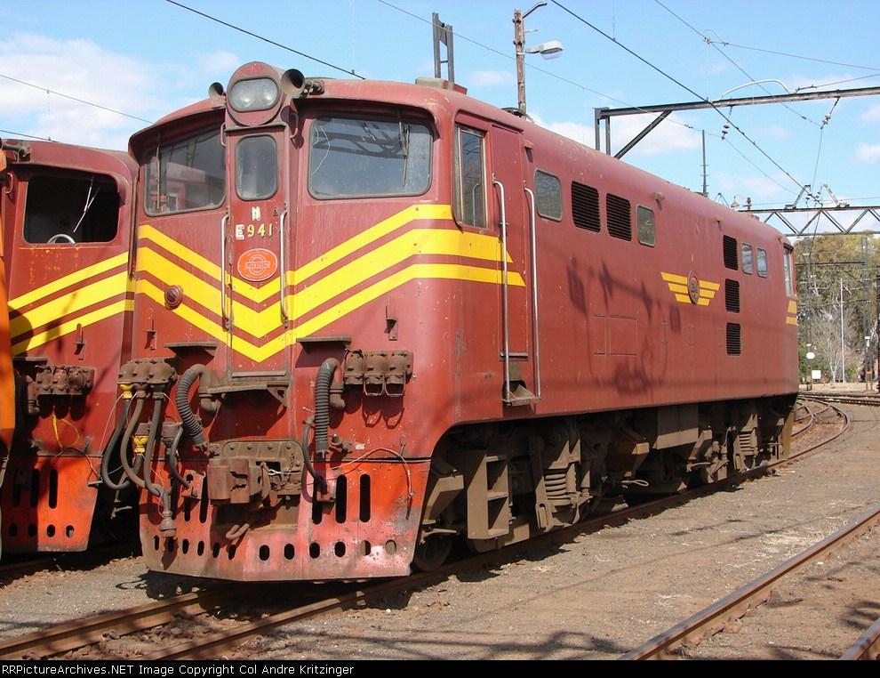 SAR Class 5E1 E941 (Series 5)