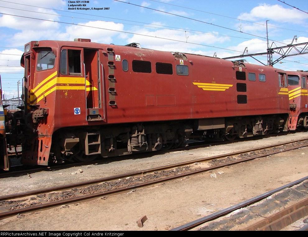 SAR Class 5E1 E948 (Series 5)