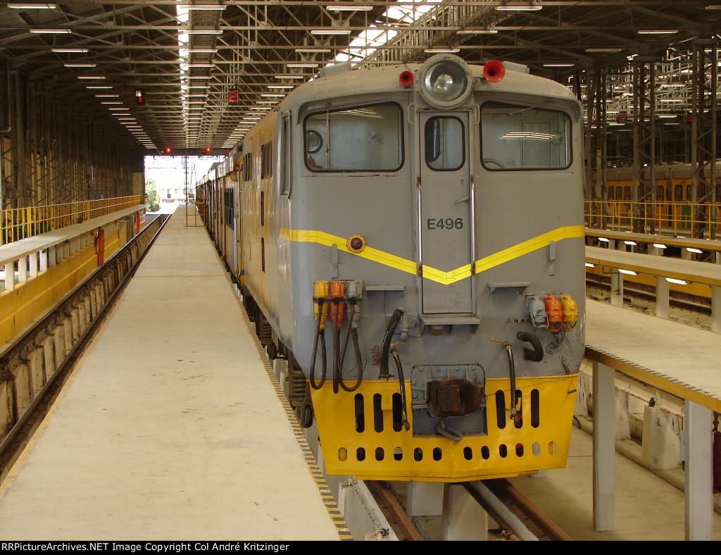 SAR Class 5E1 E496 (Series 1)
