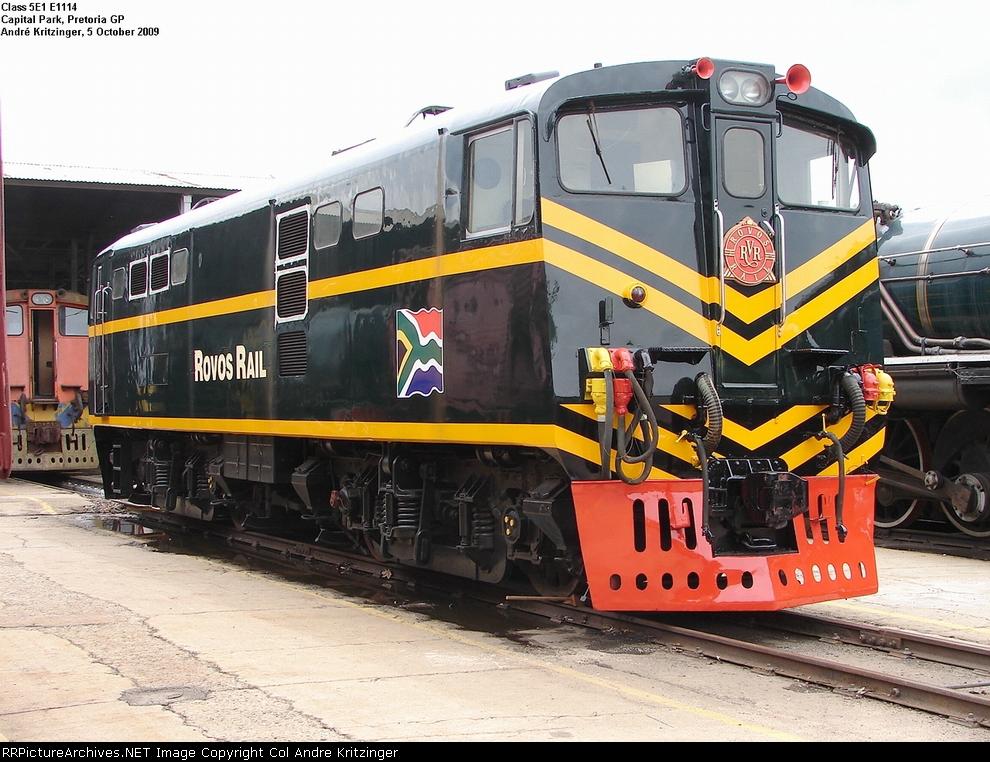 SAR Class 5E1 E1114 (Series 5)