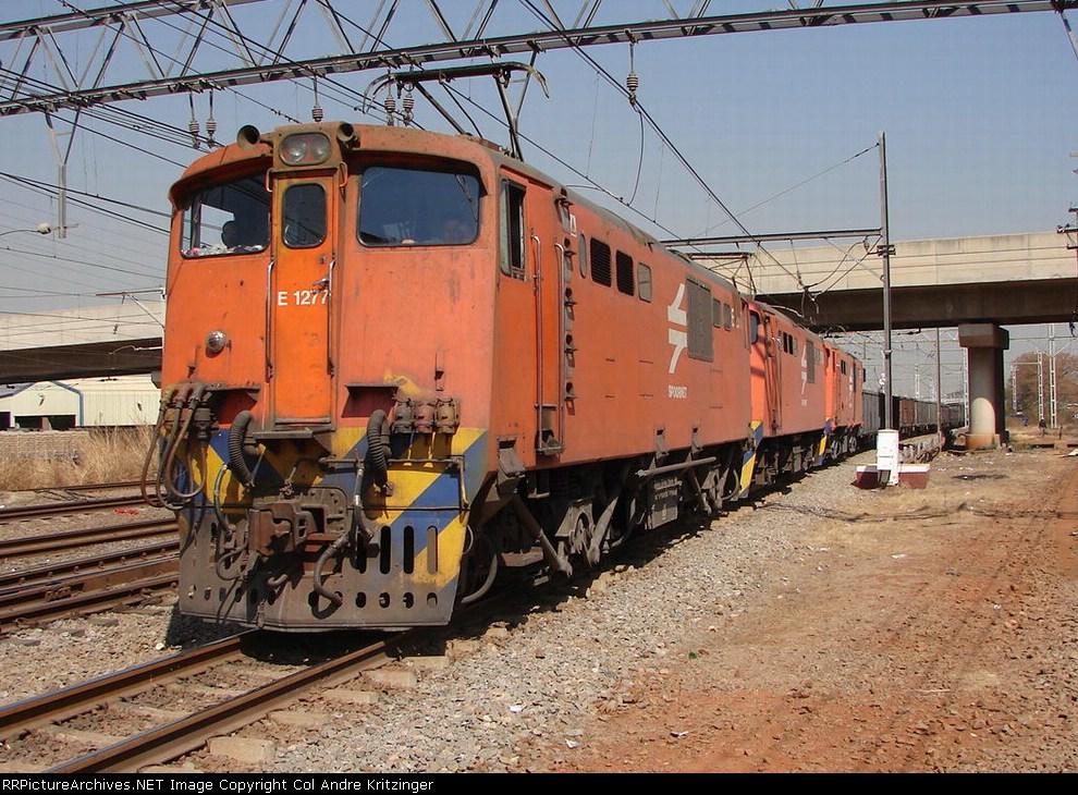 SAR Class  6E1 E1277 (Series 2)