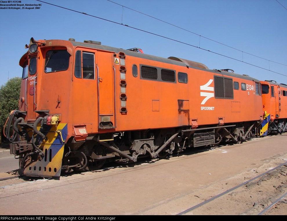 SAR Class 6E1 E1346 (Series 3)